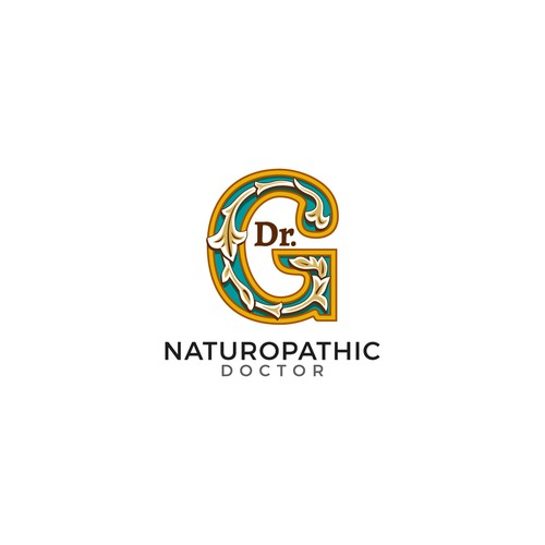 bold logo for naturopathic doctor