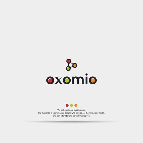 Logo concept for OXOMIO