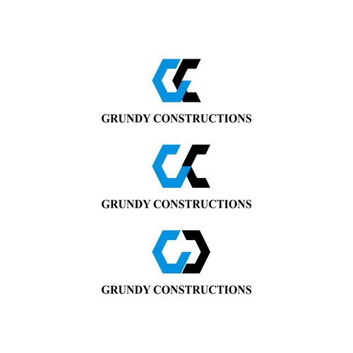 Grundy Constructions -  Fresh New Logo Design