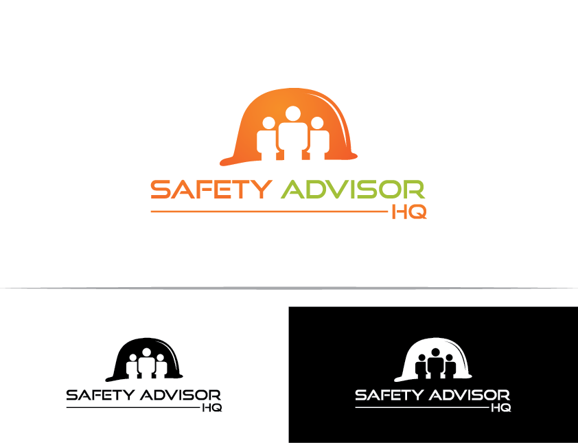 Create a winning logo for Safety Advisor HQ.  The future of SMB safety compliance.