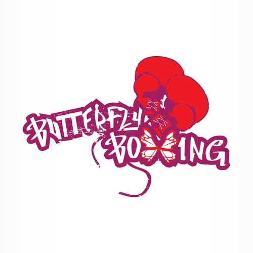 Help Butterfly Boxing with a new logo