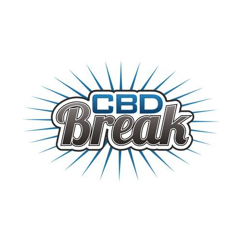 CBD Break Logo