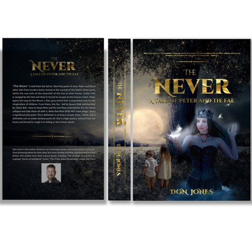 A FairyTale book cover