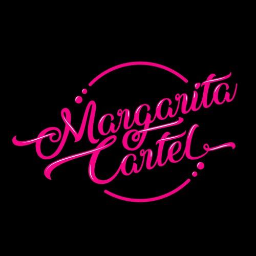 fun punk cursive logo for Modern Mid Century Mexican taqueria - Margarita Cartel