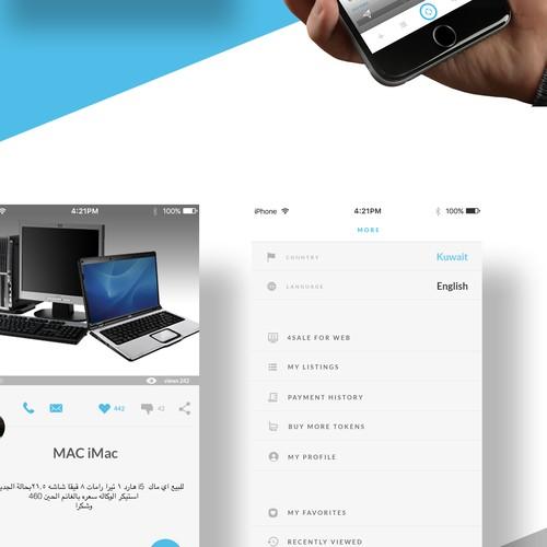 Classified App Concept