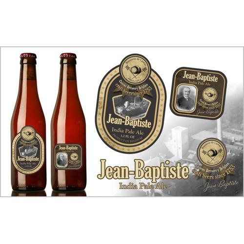 Designingthe labels of 7 belgian beers - EXTRA: Free beers samples for the winner