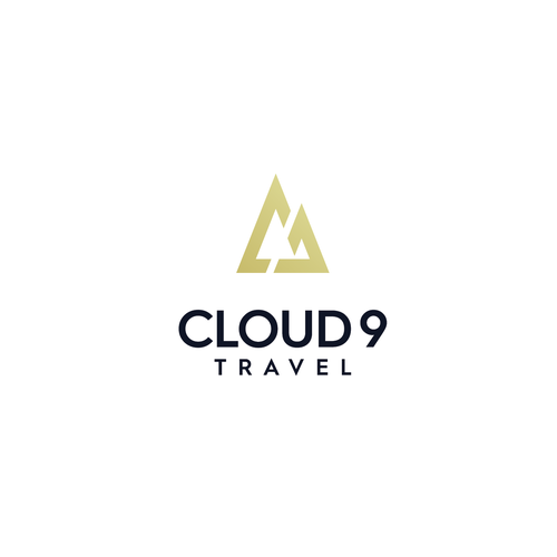 Logo concept for Cloud 9.