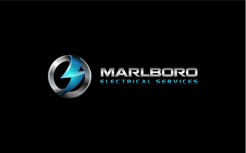 Create the next logo for MARLBORO ELECTRICAL SERVICES