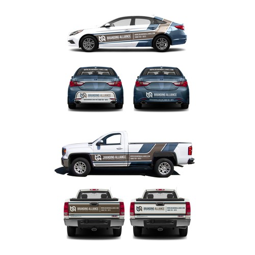 wrapping car BRANDING ALLIANCE