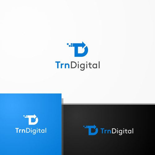 logo for a new tech startup
