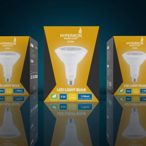 pakaging LED