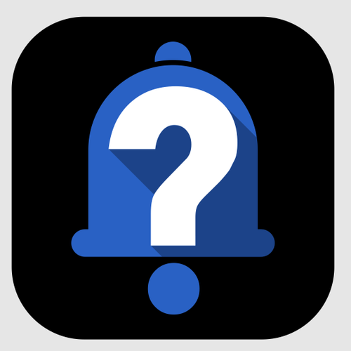 "iOS icon app ""Mathe Alarm"""