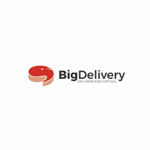 Big delivery logo