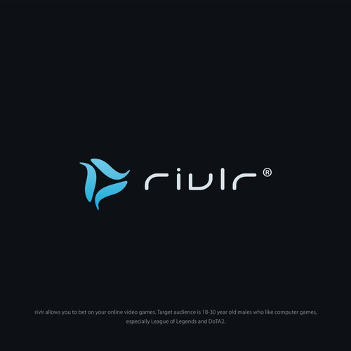 rivlr Logo