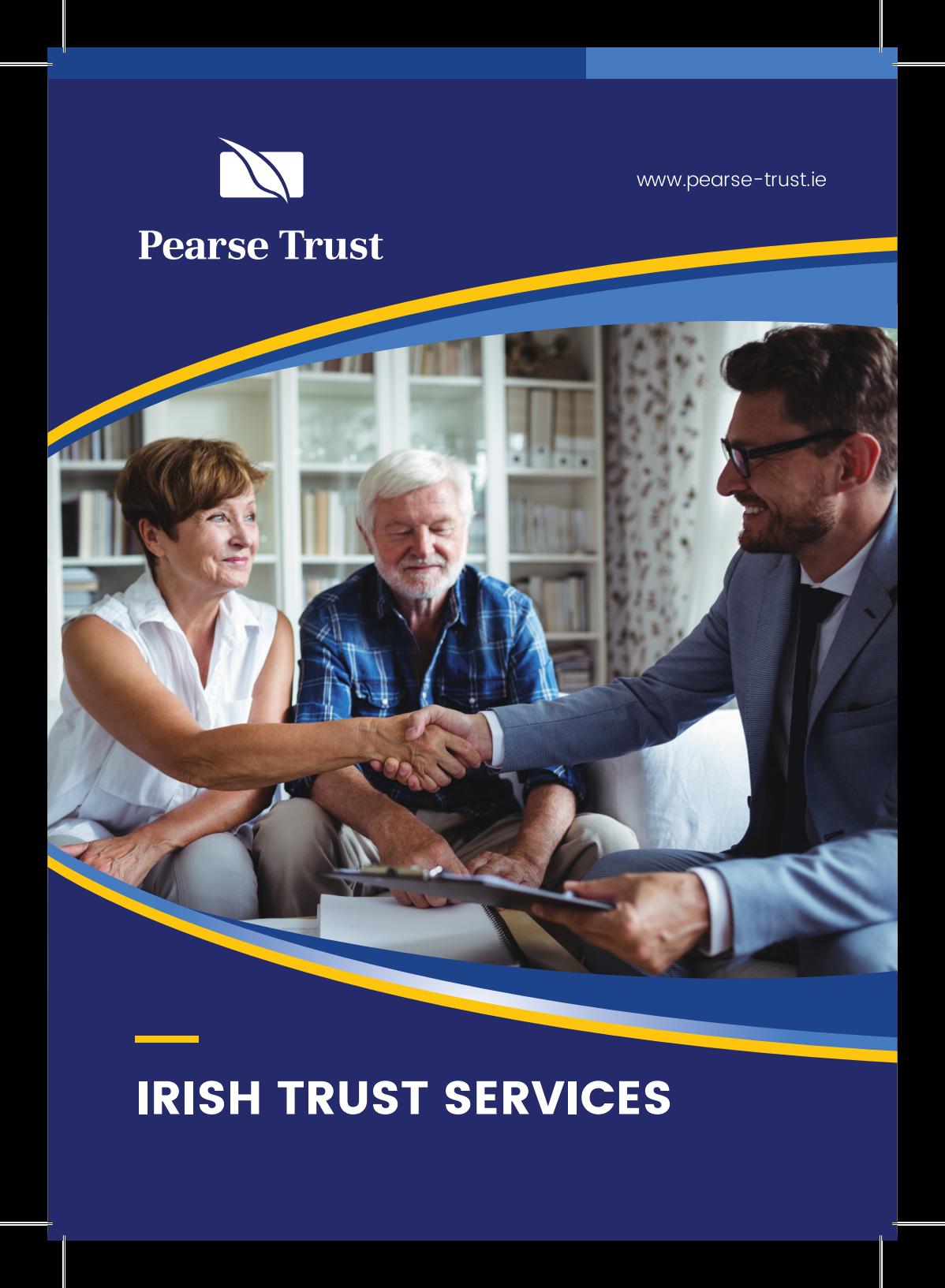 Pearse Trust | IDT Brochure Edit