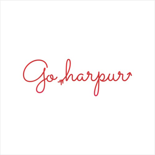 A new logo for my company that has to be generic its called Go Harpur