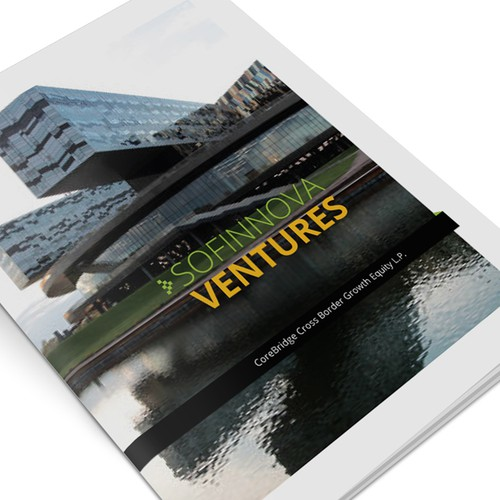 New Brochure Design for Sofinnova Ventures, Inc.