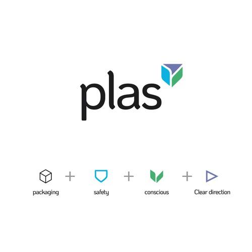 Plas - Plastic packaging Brand