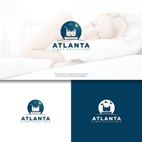 atlanta sleep solutions logo
