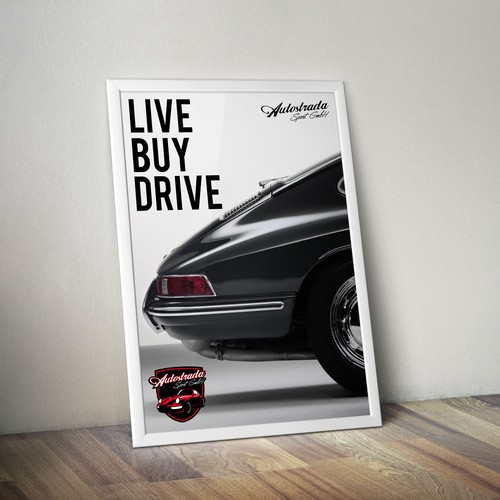 Porsche Shop