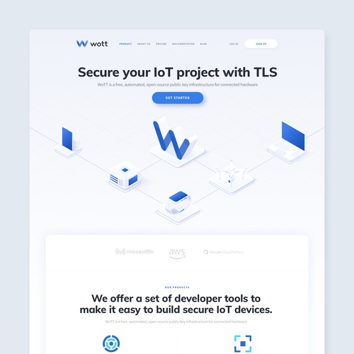 Wott Web Design