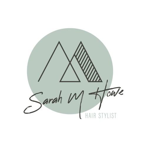 Logo Design for Sarah M Howe