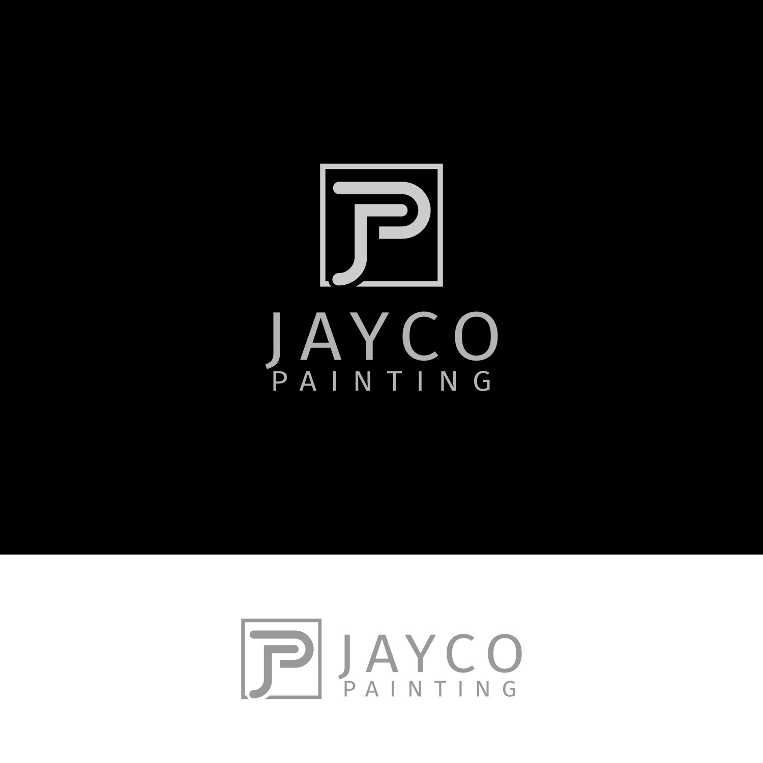 Need modern, but timeless sophisticated logo for luxury home painting company