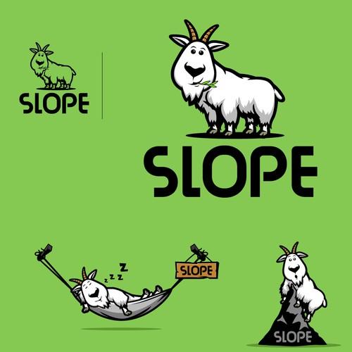 SLOPE logo