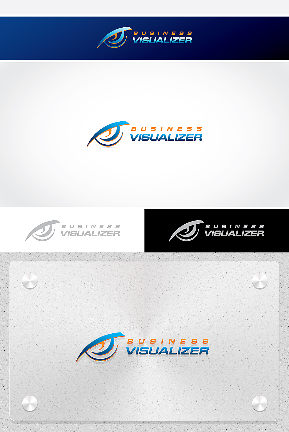 Create the next logo for Business Visualizer