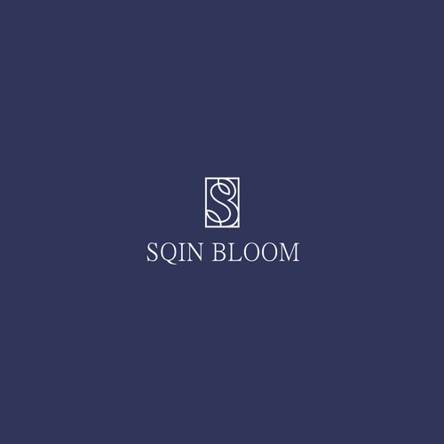 Elegant logo design for beauty products