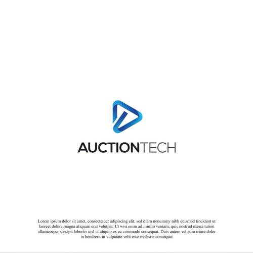 Logo for Auction Company