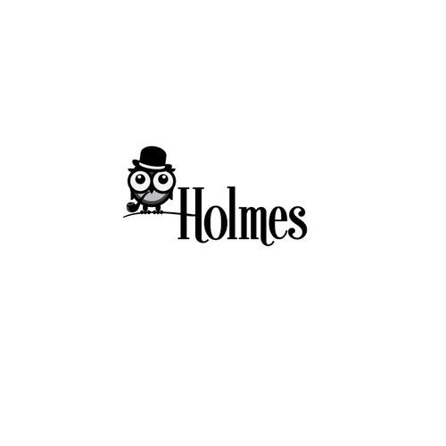 Create the next logo for Holmes