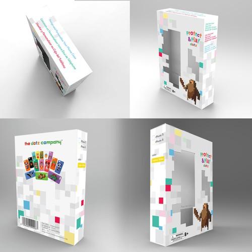 Pixel Packaging design