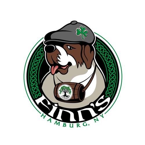 Finn's Pub logo.