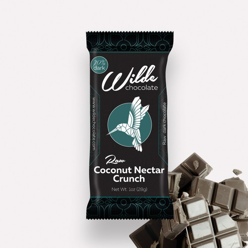 Chocolate package design