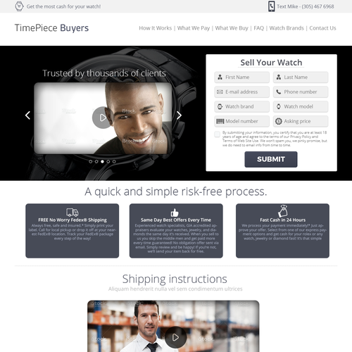 TimePiece Buyers