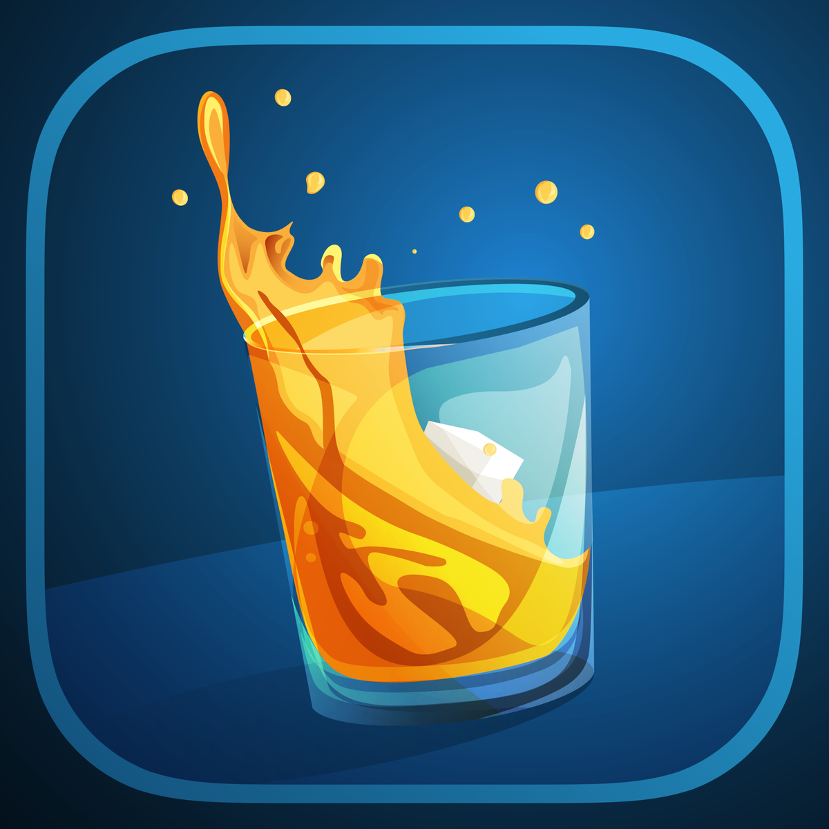 App icon for drinking game