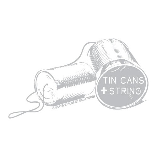 Winning Design for Tin Cans + String