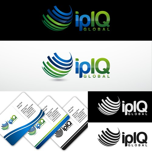 Help iPIQ Global with a new logo