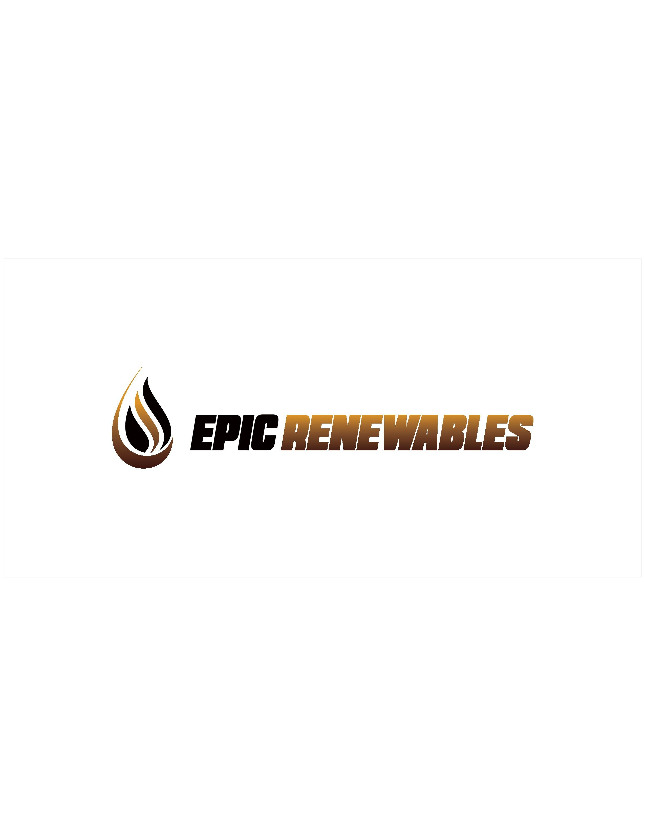 Epic Renewables LOGO Design