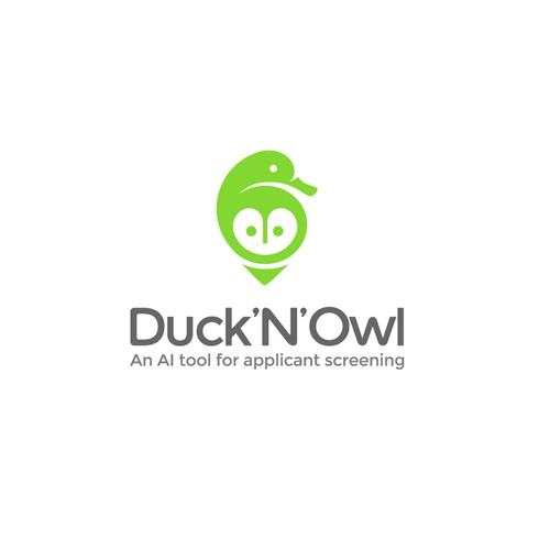 Duck 'n' Owl Logo Design