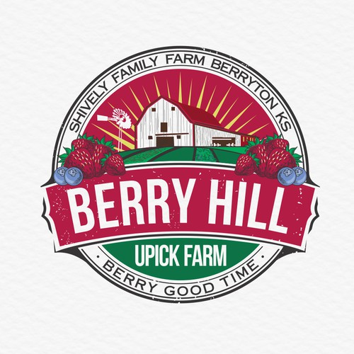 BERRY HILL farm