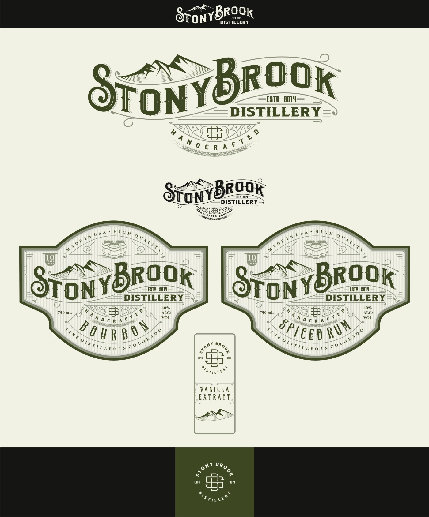 Stony Brook Distillery needing to be seen from the Mile High City.