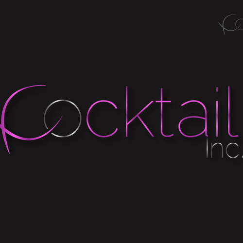 Cocktail Inc needs a new logo