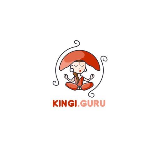 Lady Guru Mascot
