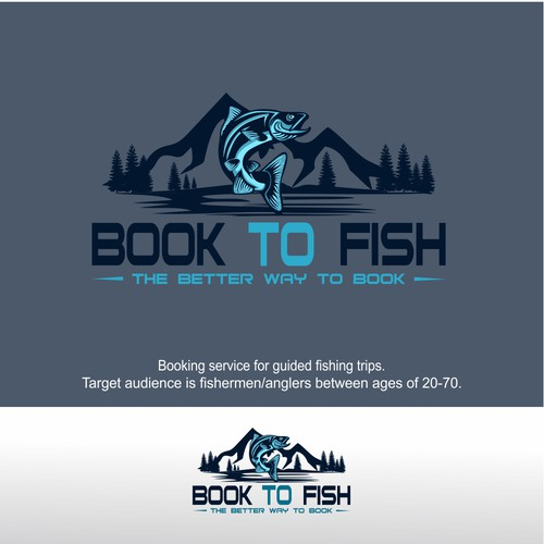 Nature logo for Book To Fish