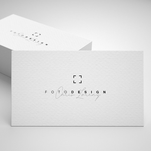concept logo for photo studio