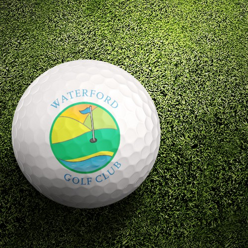 Create a Classy, Timeless Logo for Waterford Golf Club