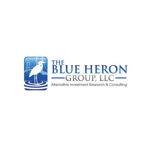 The Blue Heron Group Logo