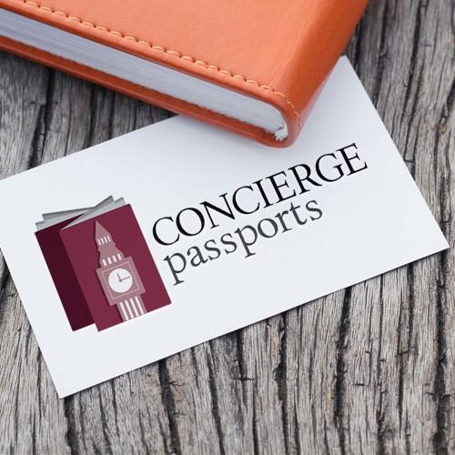 Convivere Passport Logo
